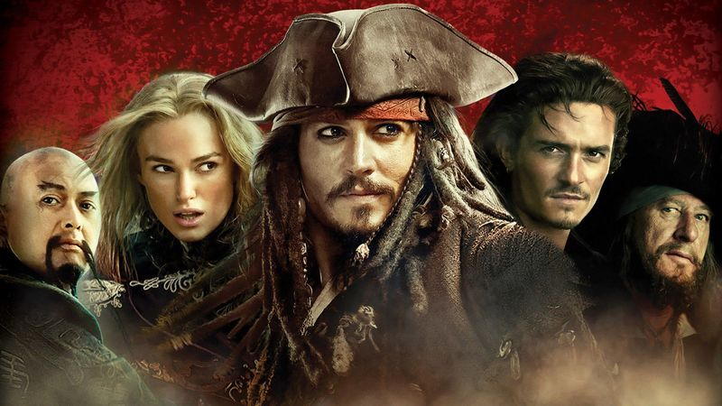28355 - ¿Qué personaje de Piratas del Caribe prefieres?