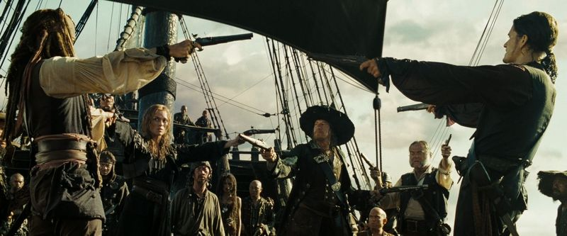 Will Turner o Barbossa