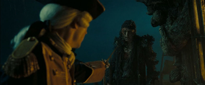 James Norrington o Bill el botas