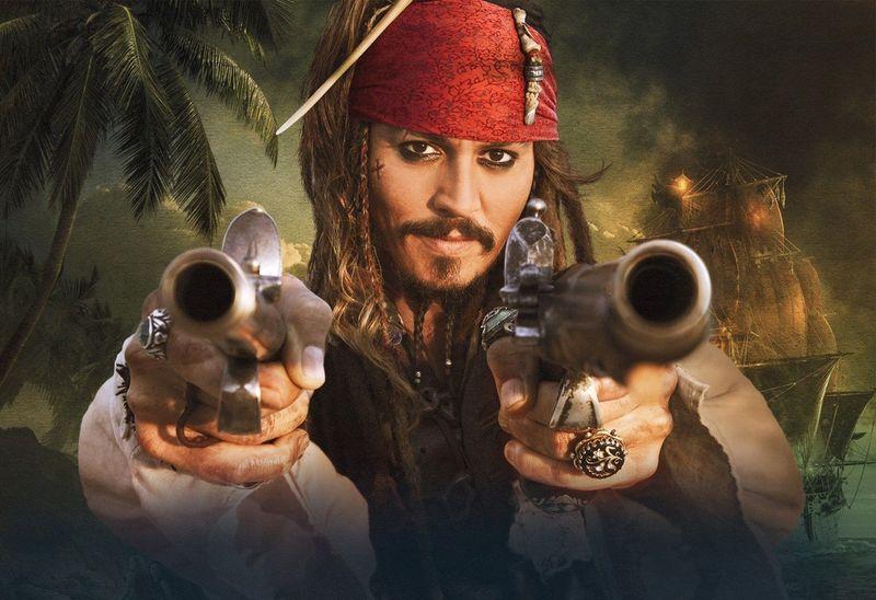 Y por último... Jack Sparrow o Jack Sparrow (no se puede comparar con otro)
