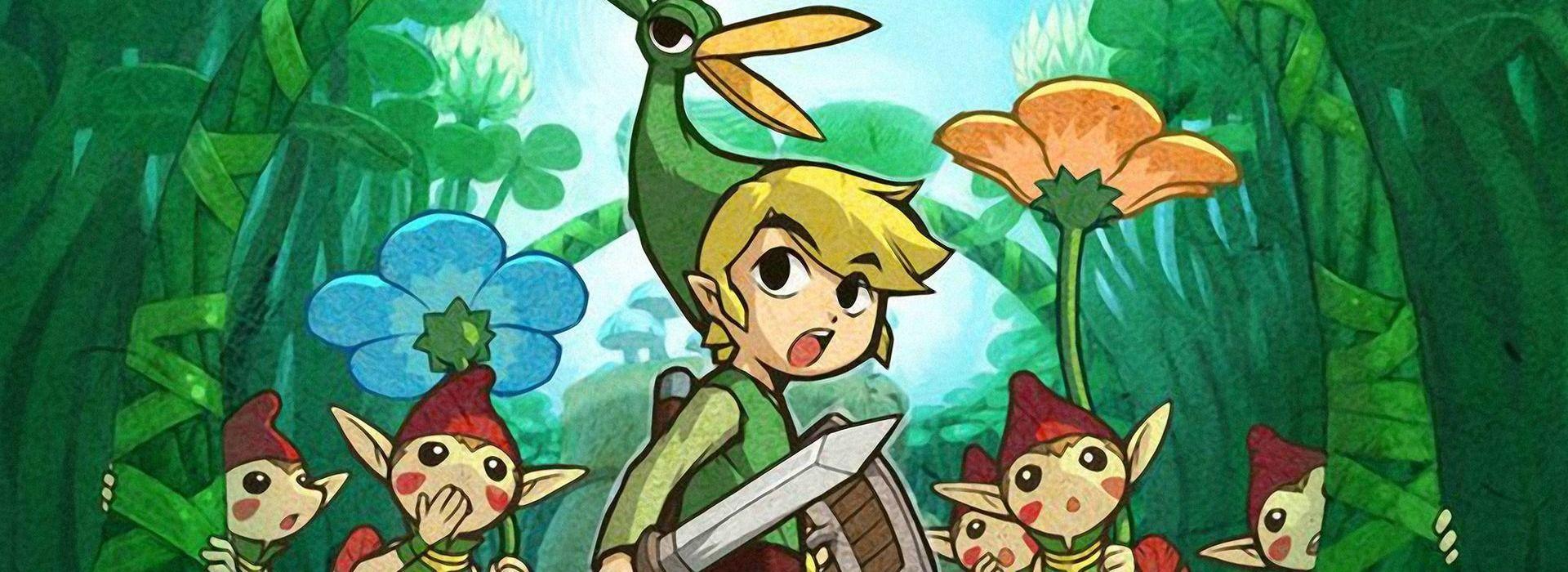 6263 - ¿Cuánto sabes de The Legend of Zelda: Minish Cap?