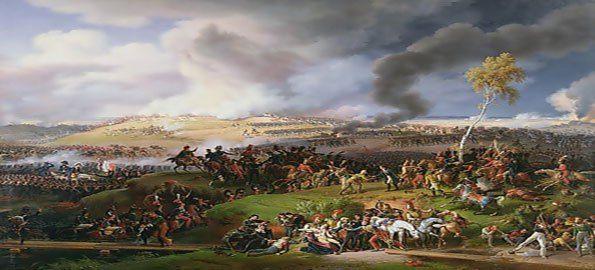 ¿ En qué batalla se produjo la mayor derrota infligida por un ejército a sí mismo ?