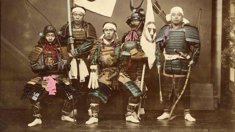 De occidente pasamos a oriente, ¿cuál era el arma principal de los samuráis?