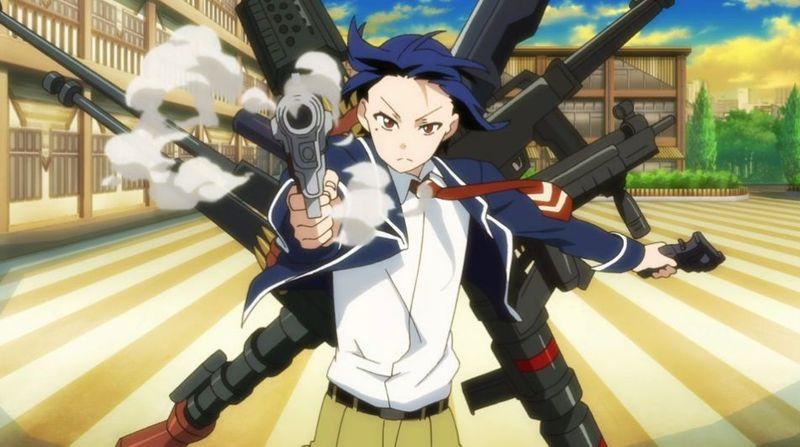 En 'Nisekoi', ¿cómo llamaban a Tsugumi en América?