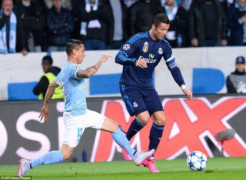 ¿Qué récord superó Cristiano Ronaldo ante el Malmö en la jornada 2 de la fase de grupos de la Champions League?