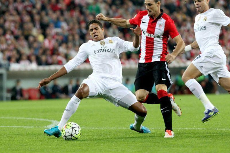 ¿Con doblete de qué jugador se alzó el Madrid con la victoria en San Mamés?