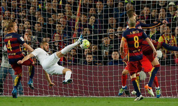 ¿Qué decisión arbitral evitó que el Real Madrid sumara un gol en el clásico jugado en el Camp Nou?