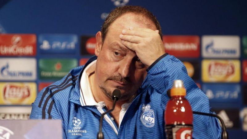 ¿Cuál fue el último partido de Rafael Benítez como entrenador del Real Madrid? ¿Marcador final?