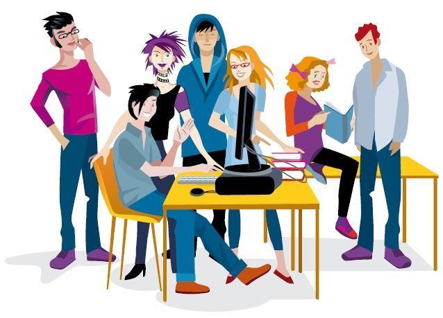 ¿Como te consideras dentro de un grupo?