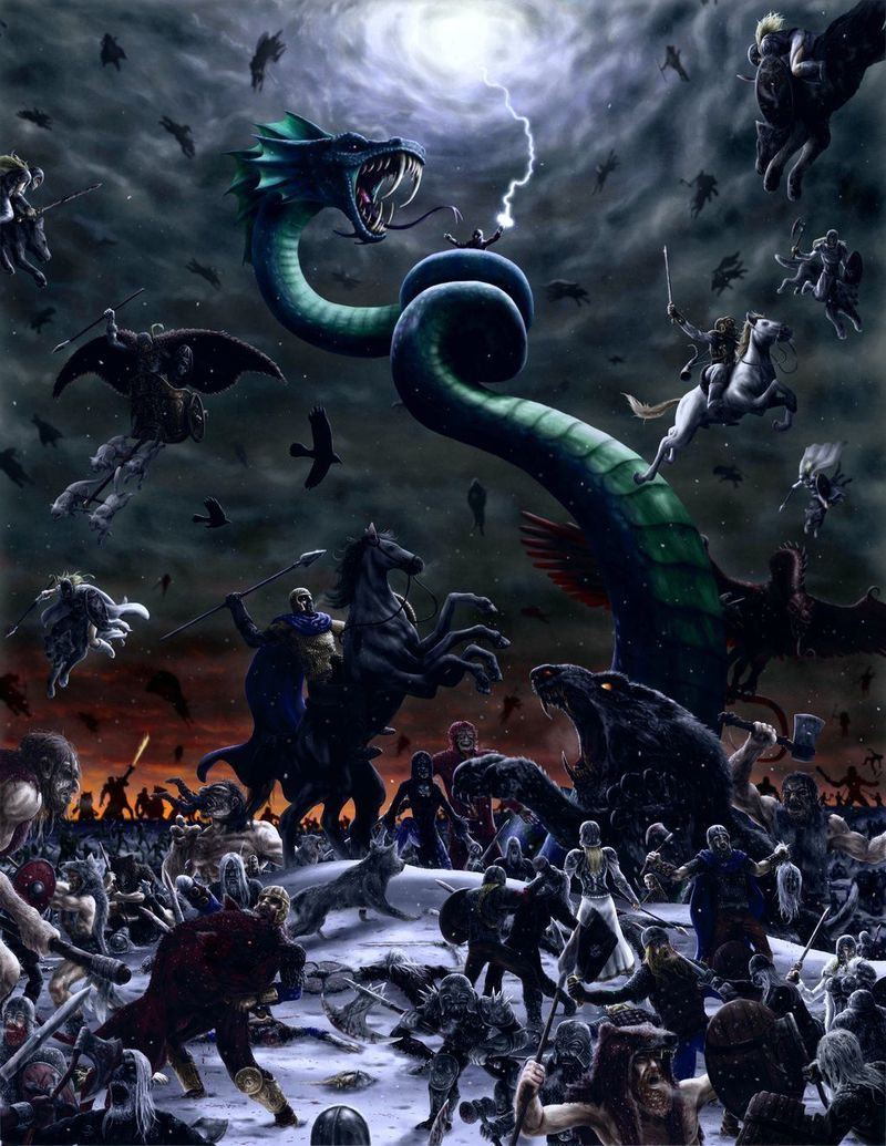 ¿Que ser mitológico te gusta más?