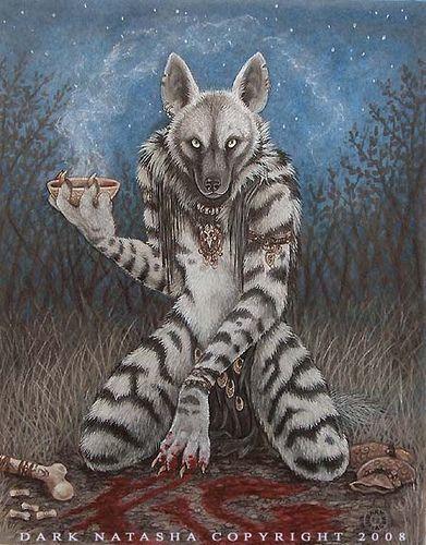 Has salido a ver que pasa, te encuentras de frente con una bestia antropomórfica de 2 metros con tus padres muertos, ¿qué haces?