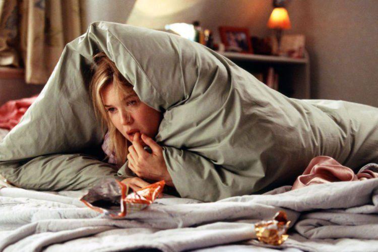 Comer metido en la cama