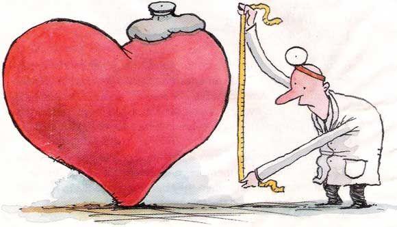 Si digo corazón, ¿en que piensas?