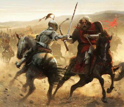 ¿De qué caballero fue escudero quien se convertiría en Sir Barristan Selmy apodado El Bravo?