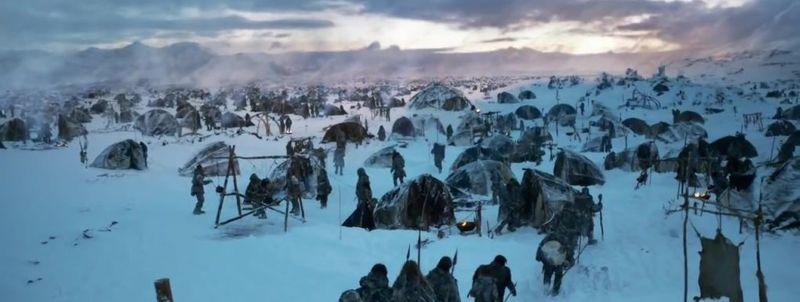 ¿Quién comanda las fuerzas Frey que se enfrentarán al ejército de Stannis Baratheon durante el inicio de Vientos de Invierno?