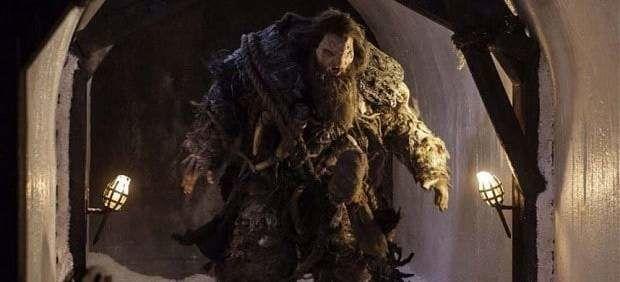 ¿Cuál es el nombre original de Mag el Poderoso, líder de los gigantes en el asalto al Muro?
