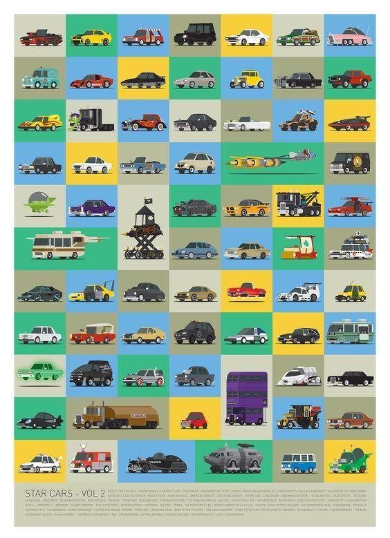 Elige uno de los siguientes vehículos.