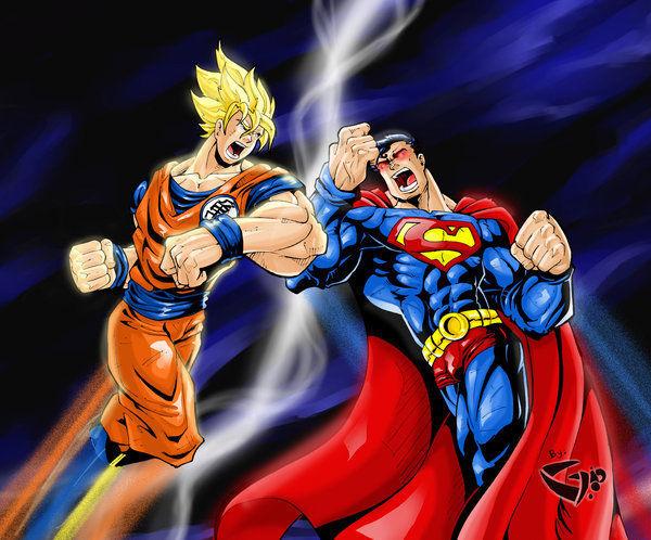 ¿Goku o Superman?
