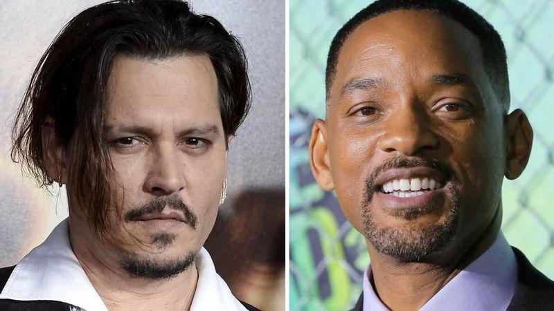 ¿Johnny Depp o Will Smith?