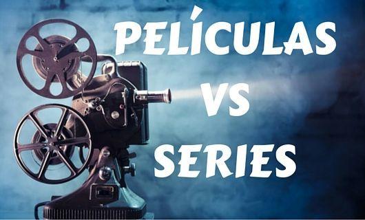 ¿Películas o Series?