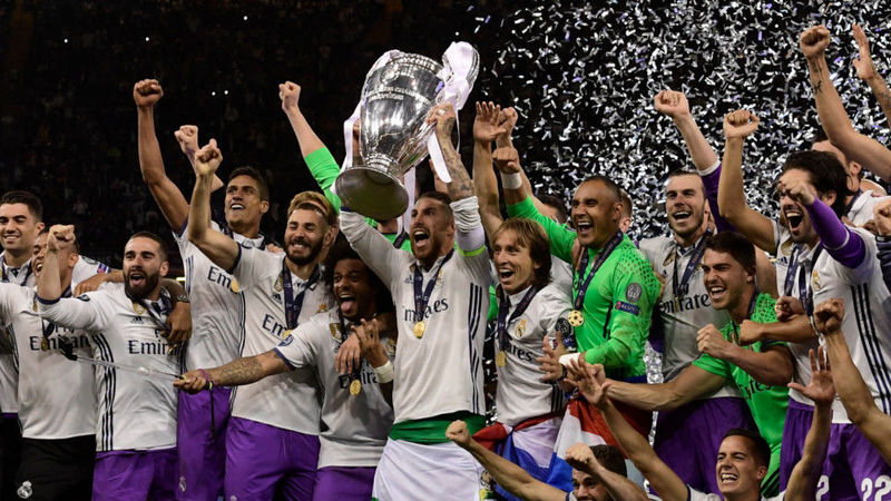 28440 - Ahora que el Real Madrid es ganador de Champions, ¿cuáles son los Top 5 jugadores de la temporada?