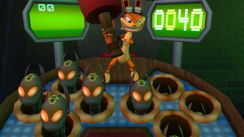 ¿Cómo se llama el juego del Hip Hog en Jak II?