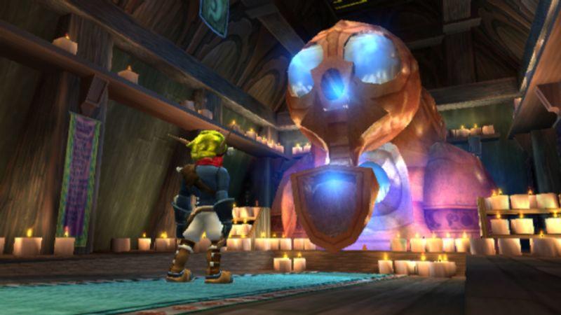 ¿Cuál es el último poder de Jak Oscuro en Jak II?