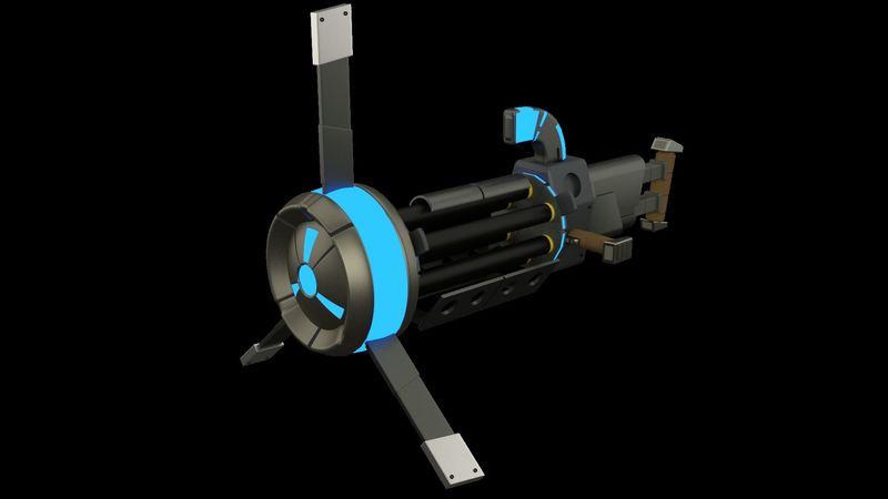 ¿Cómo se llaman las armas azules de Jak 3?