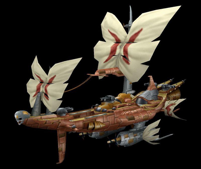 ¿Cómo se llama el galeón de los piratas en Jak and Daxter la Frontera Perdida?