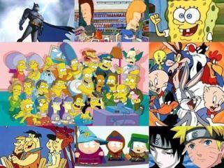 Elige una serie de Animación del siguiente listado.