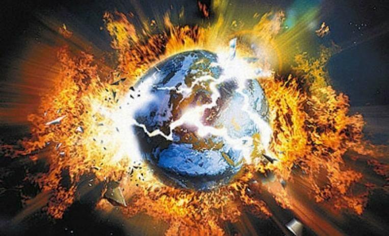 Si el mundo se acabara y solo pudieras llevarte una cosa sería...