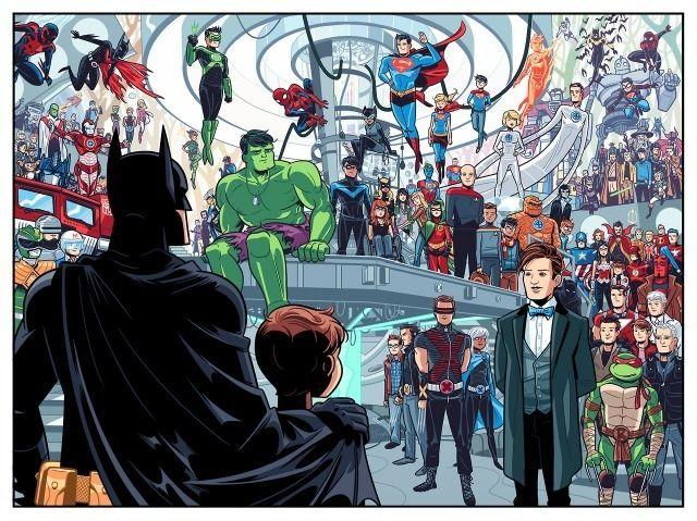 Superheroe favorito.
