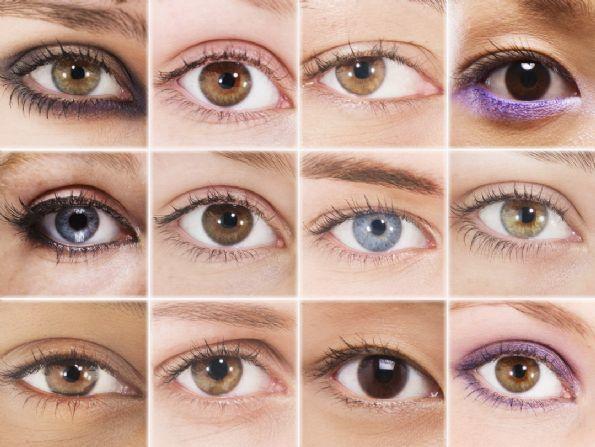 Color de ojos que te gustaría que tuviera tú pareja.