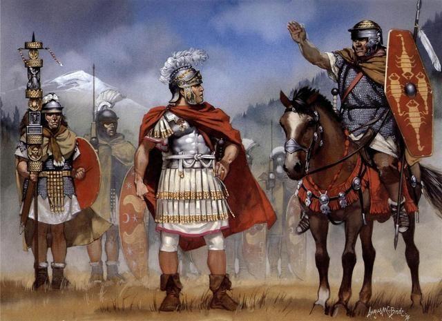 ¿Cuál de los siguientes no fue un emperador romano?