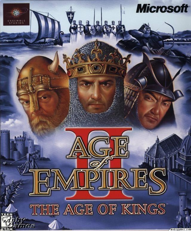 ¿Qué civilización no salió en un principio en Age of empires II?