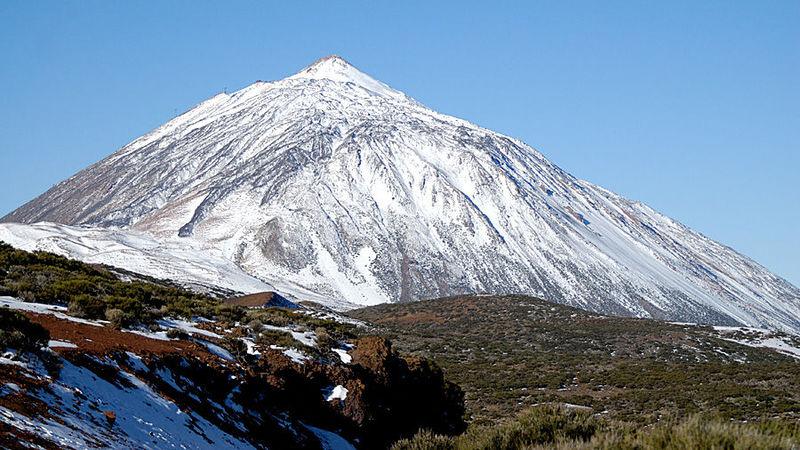 Montaña más alta de la peninsula Ibérica.
