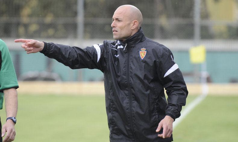 ¿En que posición jugaba Cesar Lainez, entrenador del equipo en esta recta final de temporada 2017 cuando jugaba en el Zaragoza?
