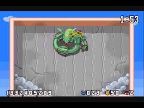 ¿Cómo podíamos enfrentarnos a Rayquaza en Pokémon Pinball