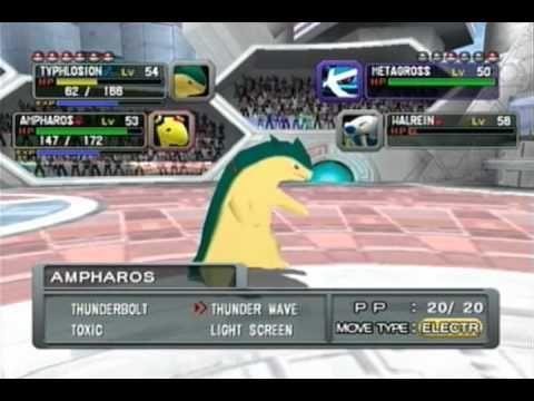 En Pokémon Colosseum ¿quién tenía un Metagross oscuro?