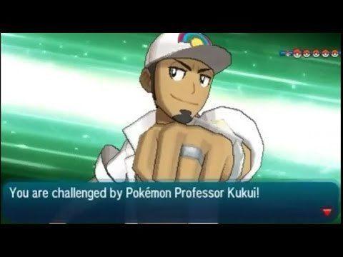 ¿Cuántos aspirantes al título son los que nos pueden retar en Pokémon Sol/Luna?