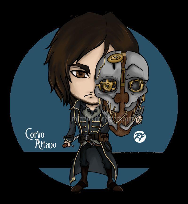 ¿Cuál es la ocupación de Corvo Attano, el protagonista?