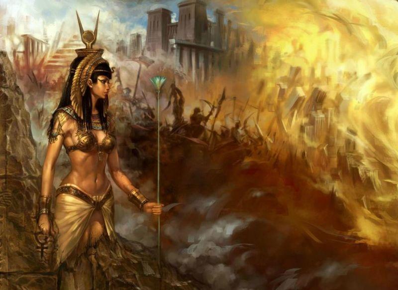 Los poderes de Apollo o Isis