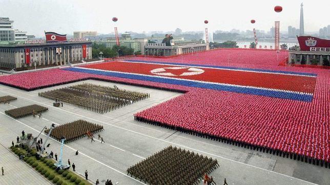 Corea del Norte es un país libre