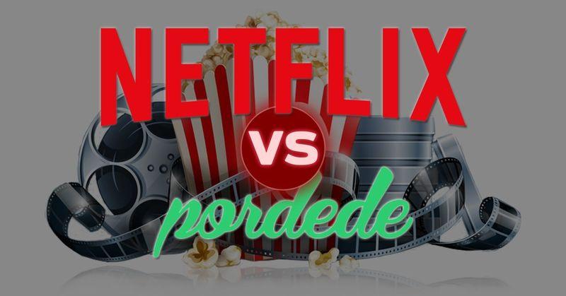 Para los cinéfilos: Pordede vs. Netflix