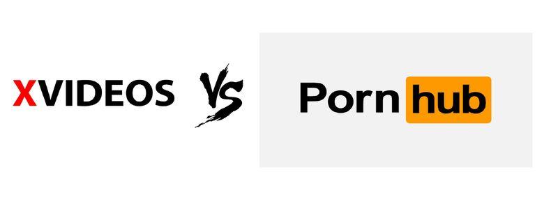 Para los bribones: Xvideos vs. PornHub