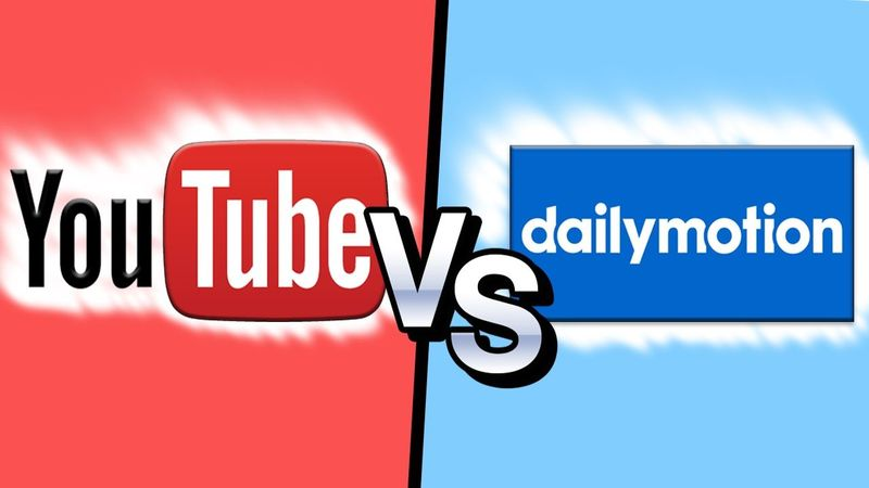 YouTube vs. DailyMotion