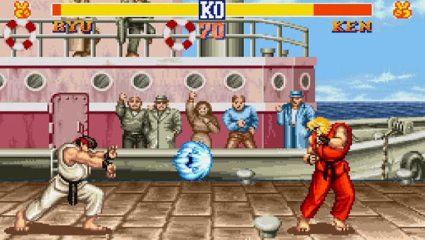 ¿Qué récord Guinness oficial posee Street Fighter II?