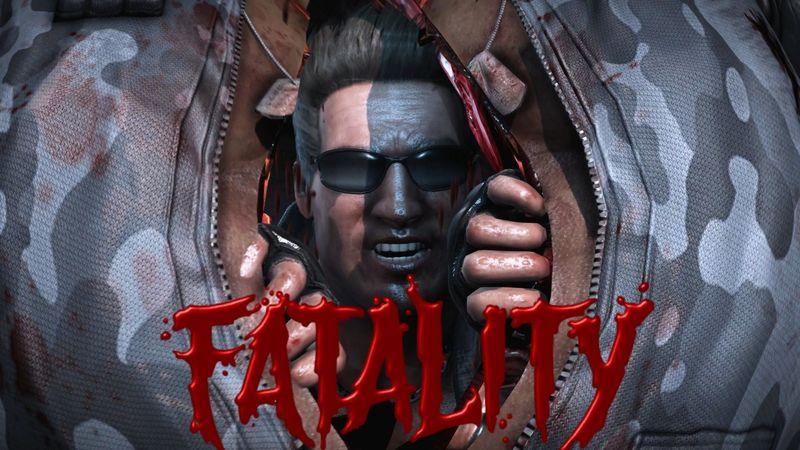 ¿A qué película hace referencia el Fatality de Johnny Cage en Mortal Kombat X?