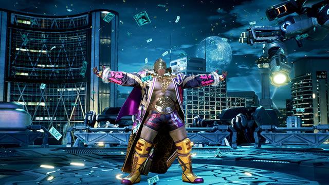 ¿En quién está basado el nuevo traje de King?