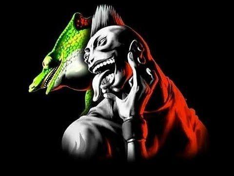 ¿Cómo se llama el personaje que se transforma en camaleón en Bloody Roar?